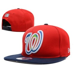 MLB Washington Nationals Stitched Snapback Hats 004